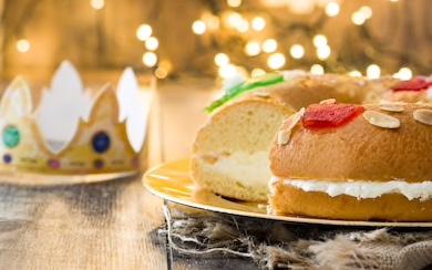 Roscón de Reyes, chocolate caliente y sorpresa en el Roscón